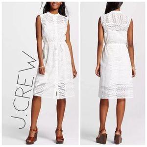 Who What Wear White eyelet lace dress XXL 1X